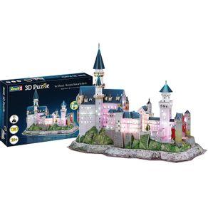 Quebra-Cabeca-3D-Castelo-de-Neuschwanstein-com-LED-487mm-revell-01